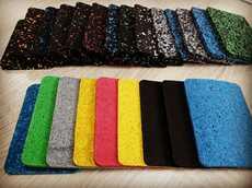 Резиновое покрытие в рулонах
