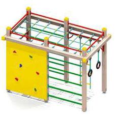 Cпортивные комплексы для малышей