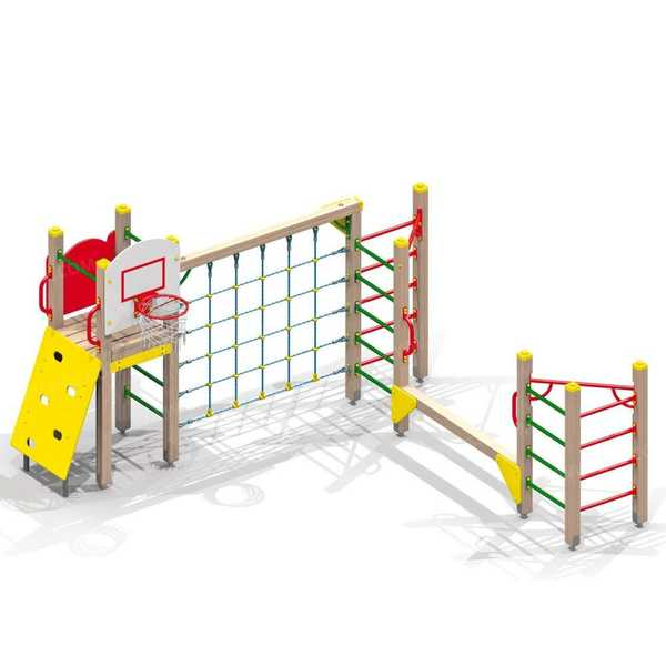 Детский спортивный комплекс 6102