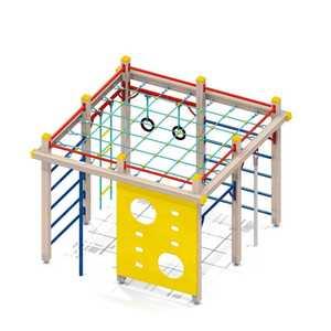 Детский спортивный комплекс 6106