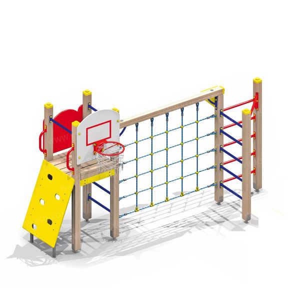 Детский спортивный комплекс 6112
