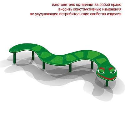 Дорожка «Змейка»