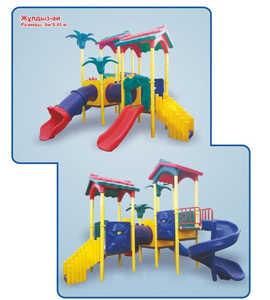 Детский игровой комплекс «Жлдыз-ай»